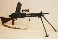 Type 96 Light Machine Gun LMG
