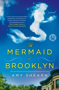 <b>The Mermaid of Brooklyn</b> by Amy Shearn {book tour + giveaway}