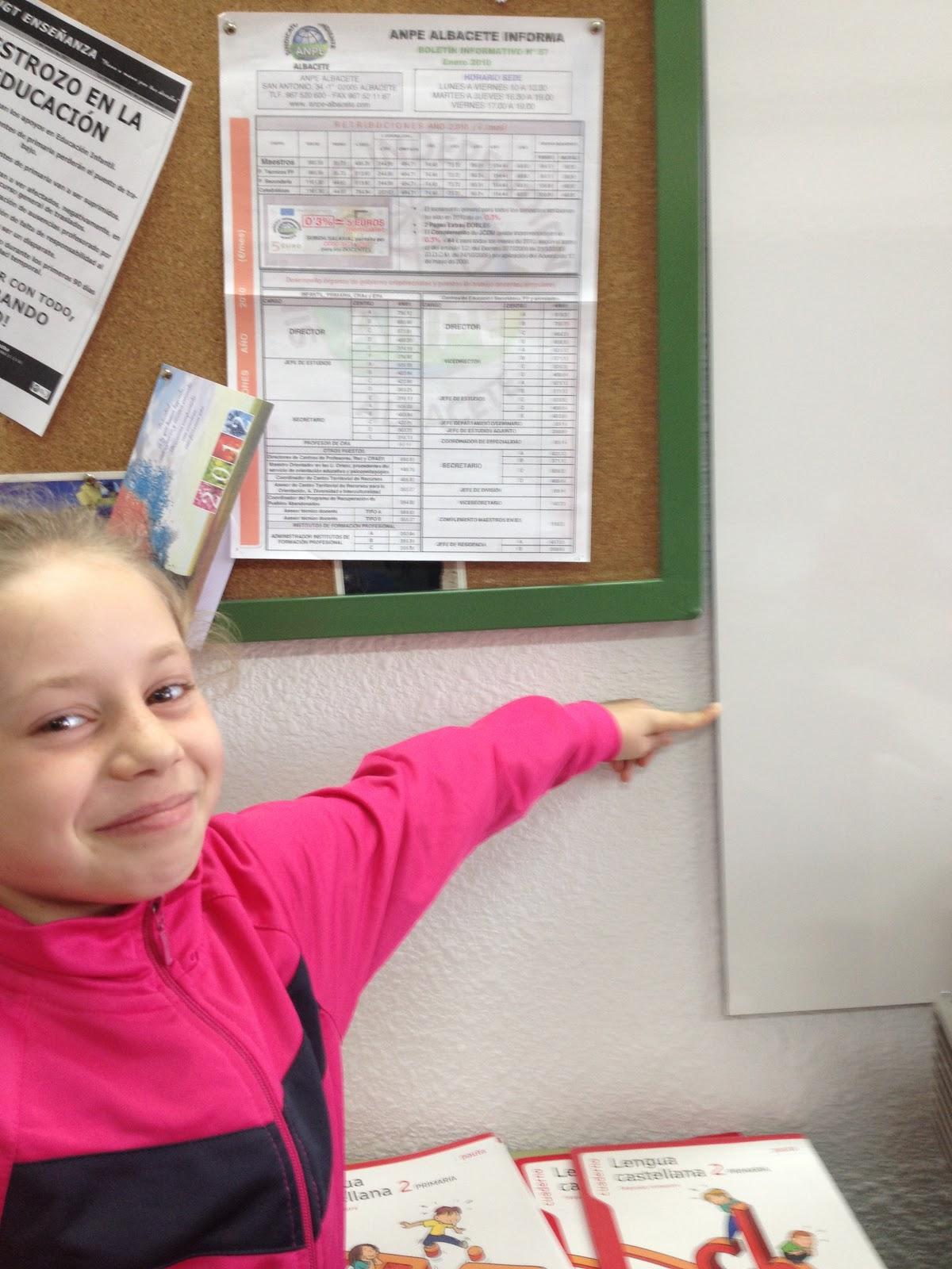 El blog de tercero encontramos toda clase de l neas en for En nuestra clase