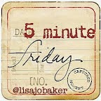 http://lisajobaker.com/2014/06/five-minute-friday-messenger/