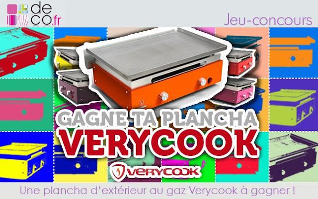 6 planchas Verycook
