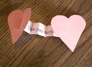i love you more, photo, i love you more craft, book activity, ready set read