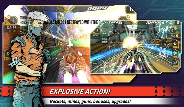 Screenshot FLASHOUT 2