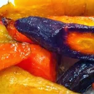 Veggie:Butter-Roasted Carrots