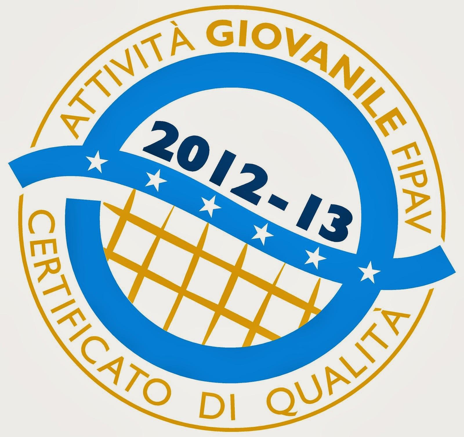 Marchio qualità 2012-2013