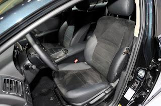 Toyota Avensis Interior