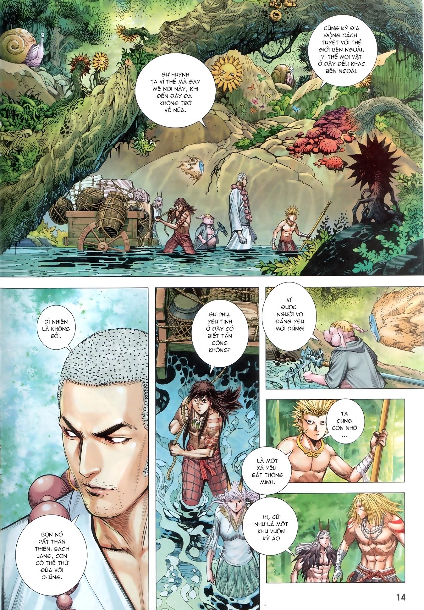 Tây Du Chap 125 - Trang 14