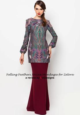 Design baju hari raya aidilfitri by Jovian Mandagie