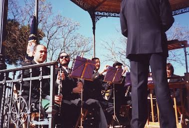 Concierto con la Banda Municipal de Jerez.