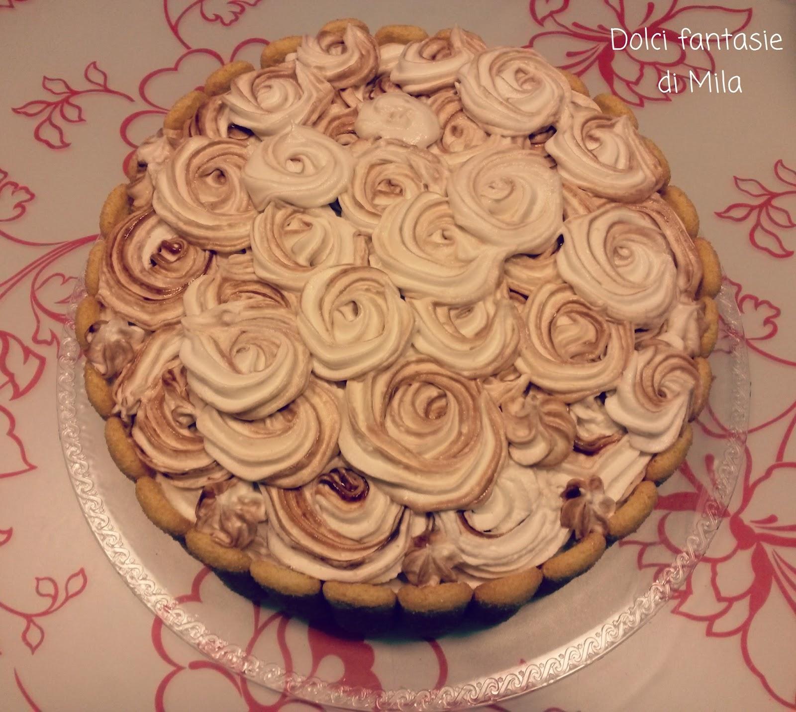 torte di compleanno - crema al caffè