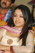 Trisha Hot Tamil Actress