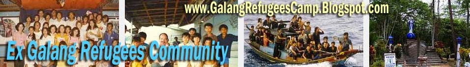 Ex Galang Refugees Camp
