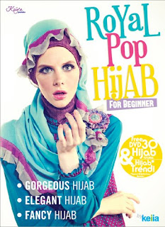 ALBADA SHOPPING GALLERY: Tutorial Hijab Book's