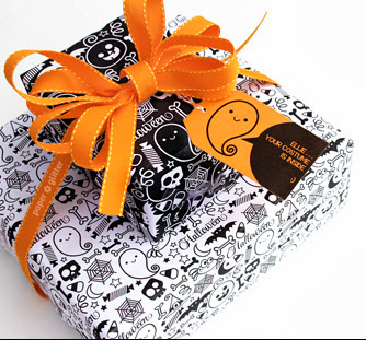 freebies printable recursos gratis halloween imprimibles papel regalo