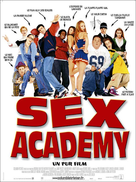 Regarder Sex academy en streaming