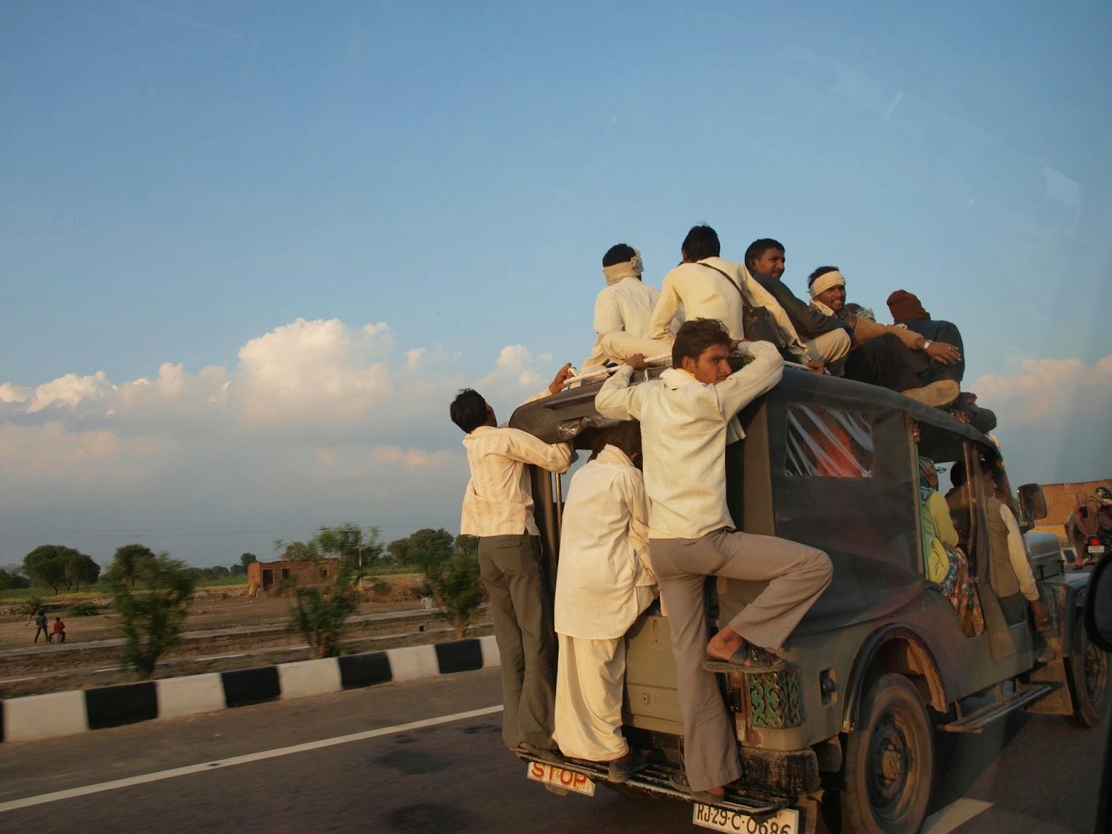 India taxi car