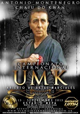 UMK INTERNACIONAL