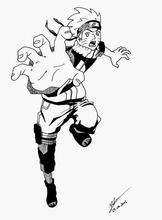Naruto jump yhaaaa