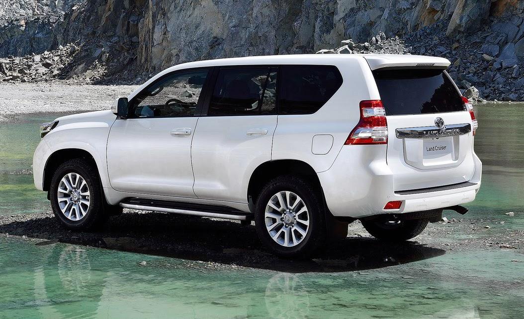2014 Toyota Prado - Photo Credit
