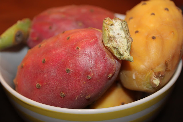 Prickly pear تين شوكى Teen Shawky