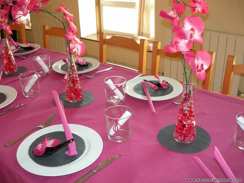 Decoracion de mesas mesa para un 50 cumplea os - Fiesta 50 cumpleanos ideas ...