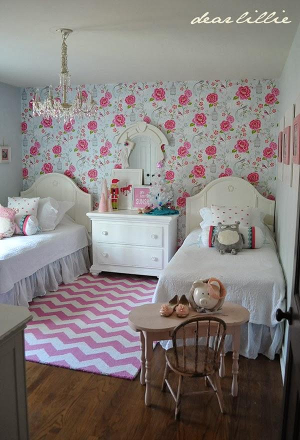 dear lillie lillie and lola 39 s christmas room. Black Bedroom Furniture Sets. Home Design Ideas