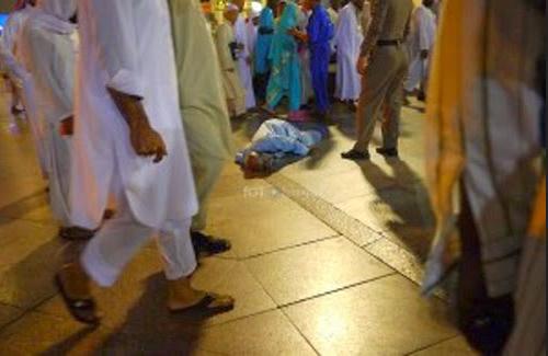 KISAH BENAR Lelaki Gagal Memasuki Masjidil Haram Akibat Gemar Menonton VideoLu cah