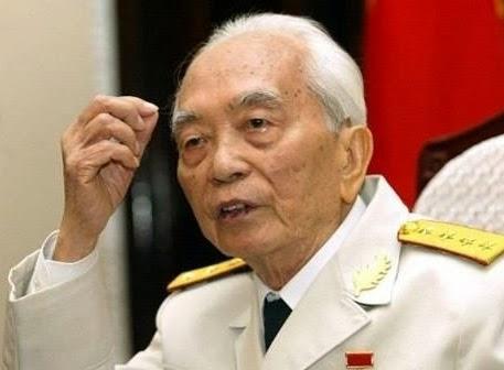 Tâm thư cuối cùng Đại tướng gửi doanh nhân Việt Nam