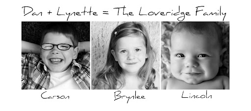 The Loveridge Family