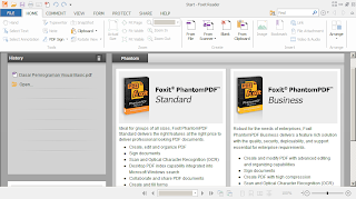 Free Download Foxit Reader Untuk Kebutuhan File PDF