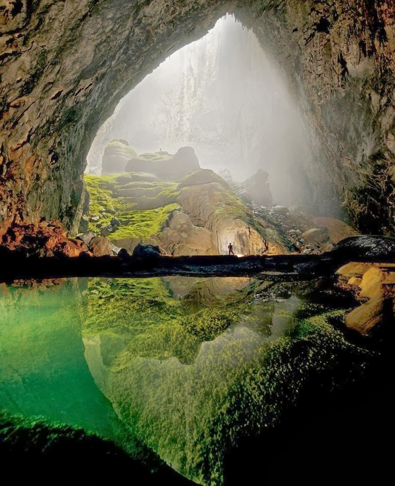 Son Doong Cave Deer Cave