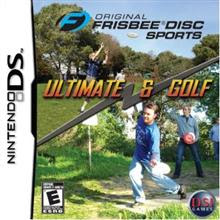 Original Frisbee Disc Sports: Ultimate and Golf – Nintendo DS