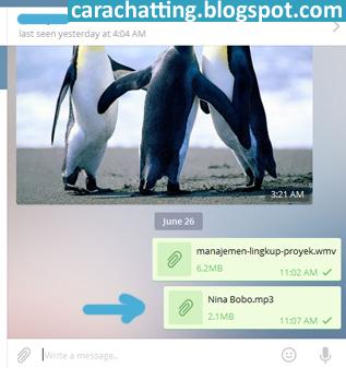 Cara Menggunakan Telegram For Pc Cara Chatting