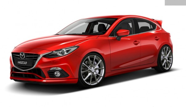 2017 Mazdaspeed 3 Redesign Specs Price Release Date