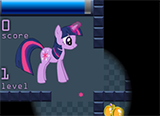 MLP: Twilight Sparle Find Spike juego