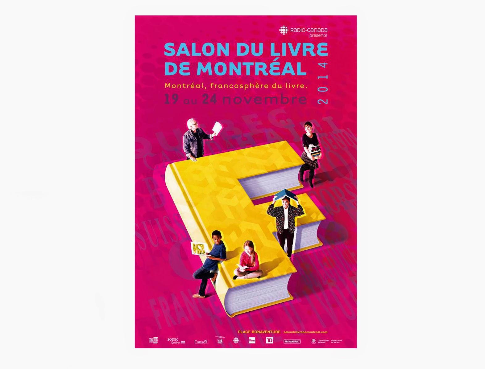 Opinions salon du livre de montr al 2014 - Salon du livre gaillac ...