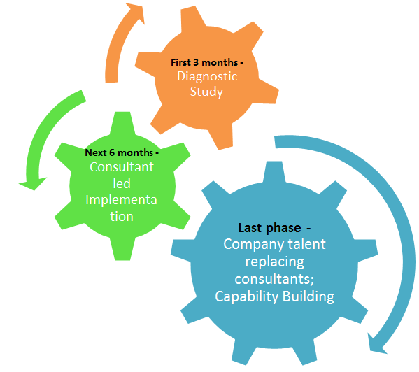 project management consultants