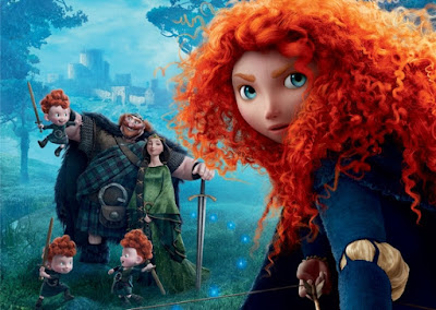 Rebelle Disney film d'animation 2012