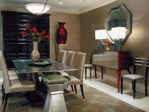 13 modern dining room furniture sets for luxury new home Images of modern dining rooms