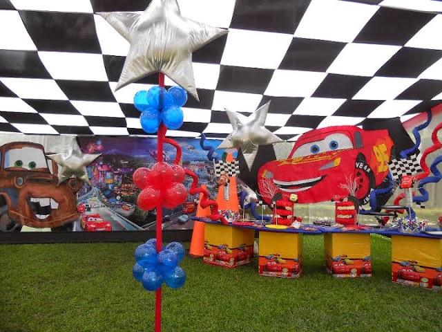 Haz tu fiesta divertida fiestas tematicas de 15 a os - Decoracion cumpleanos para ninos ...