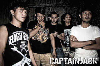 Capten Jack Band Jogja