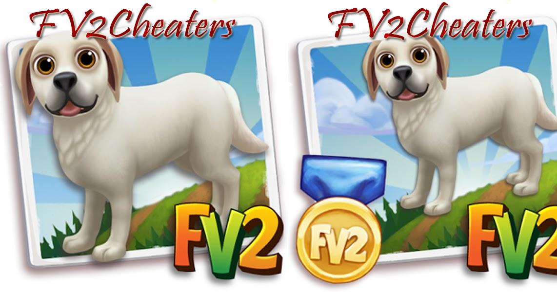 Farmville  Dog Cheat