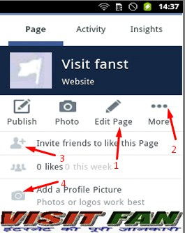 your facebook page rady
