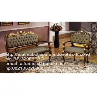 sofa klasik french classic jepara,sofa klasik jepara Mebel furniture klasik jepara jual set sofa tamu ukir sofa tamu jati sofa tamu antik sofa jepara sofa tamu duco jepara furniture jati klasik jepara SFTM-33084