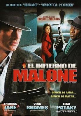 El Infierno De Malone – DVDRIP LATINO