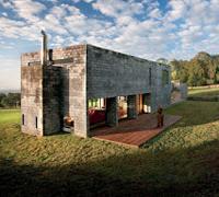 Muro en Reparación de BVN Architecture