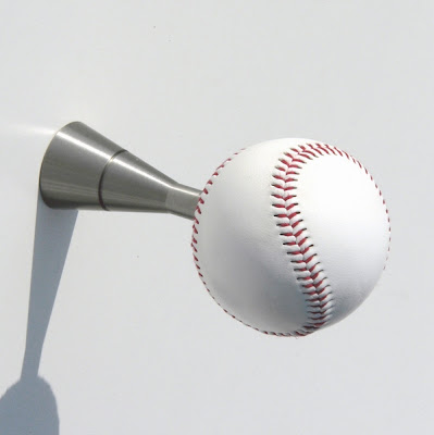 Insilvis BASEBALL, coat hook