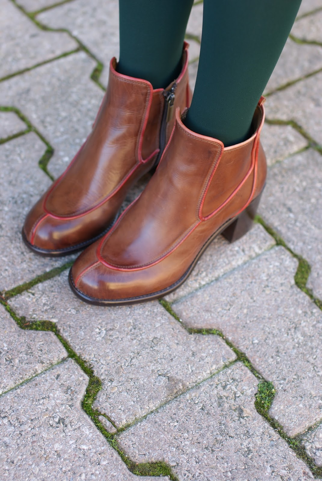 Calzaturificio Tentazione ankle boots on Fashion and Cookies fashion blog
