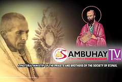Sambuhay TV Mass January 6 2013 Replay