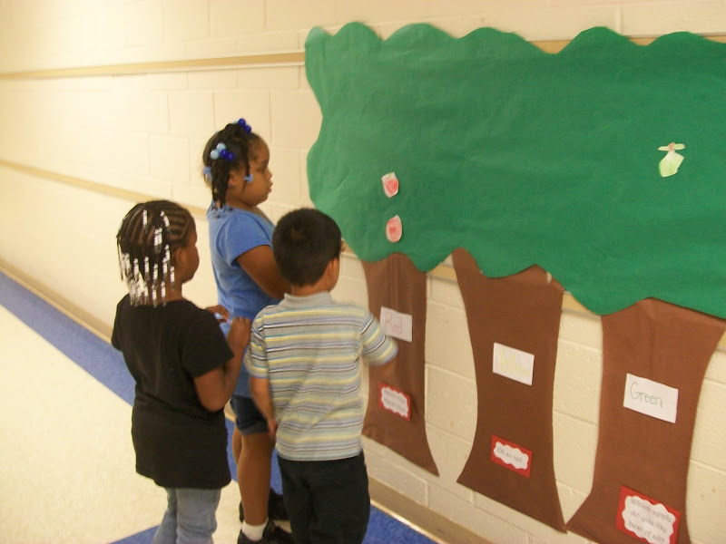 cozy kindergarten  apples and fire safety